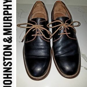 Johnston & Murphy Decatur Plain Toe